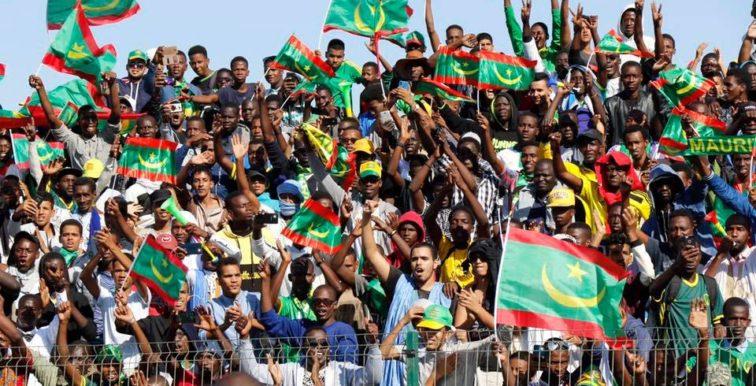CAN 2019 : la Mauritanie qualifiée pour la 1ère fois de son histoire !