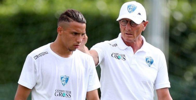 Empoli : Bennacer encensé par son coach