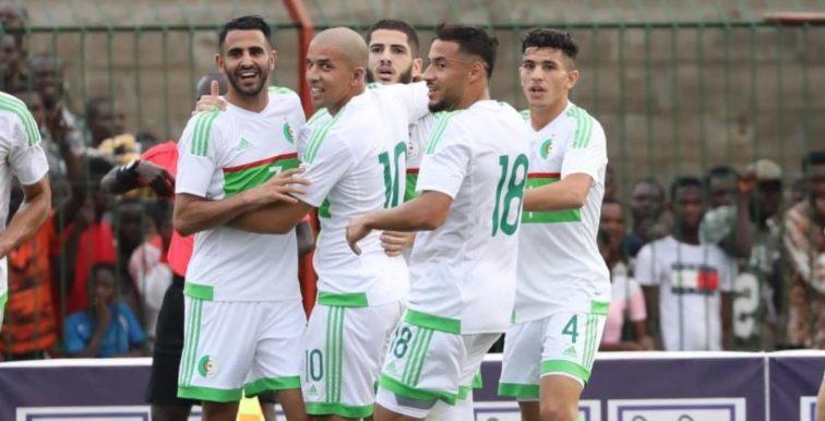 Classement Fifa : l'Algérie perd deux places (69e)