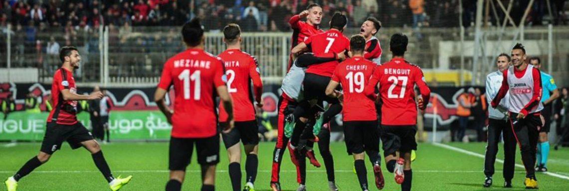 Ligue 1 : l'USMA vise le titre de champion d'automne