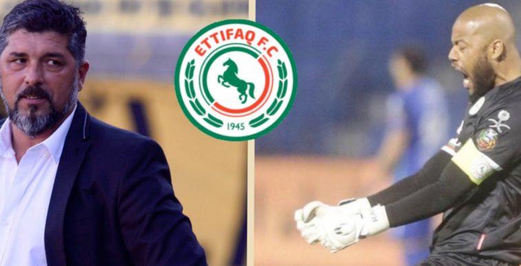 Arabie Saoudite : M'Bolhi accusé de complot par son ex-entraîneur