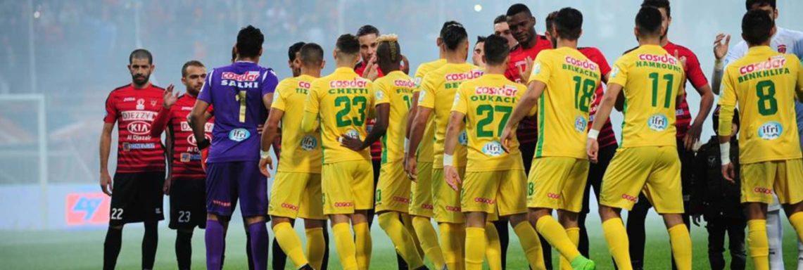 Ligue 1 – 30ème journée : USMA ou JSK, qui sera champion ?
