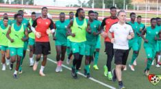 Le Togo veut imposer un défi physique aux Fennecs