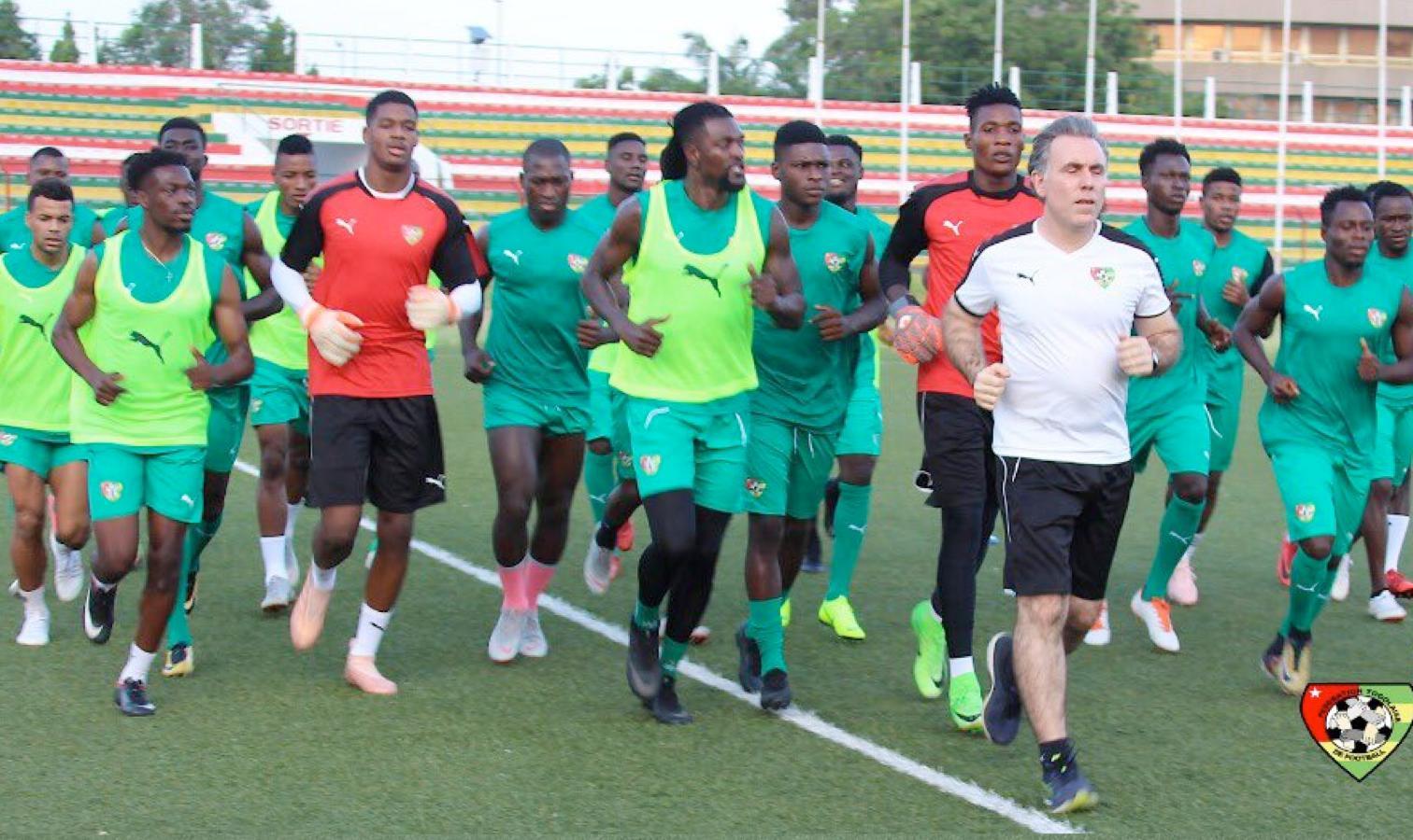 CAN 2019: L'Algérie s'amuse au Togo et se qualifie