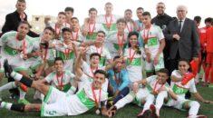 Tournoi UNAF des U15 : l'Algérie termine 2ème après un nul face à la Tunisie (1-1)