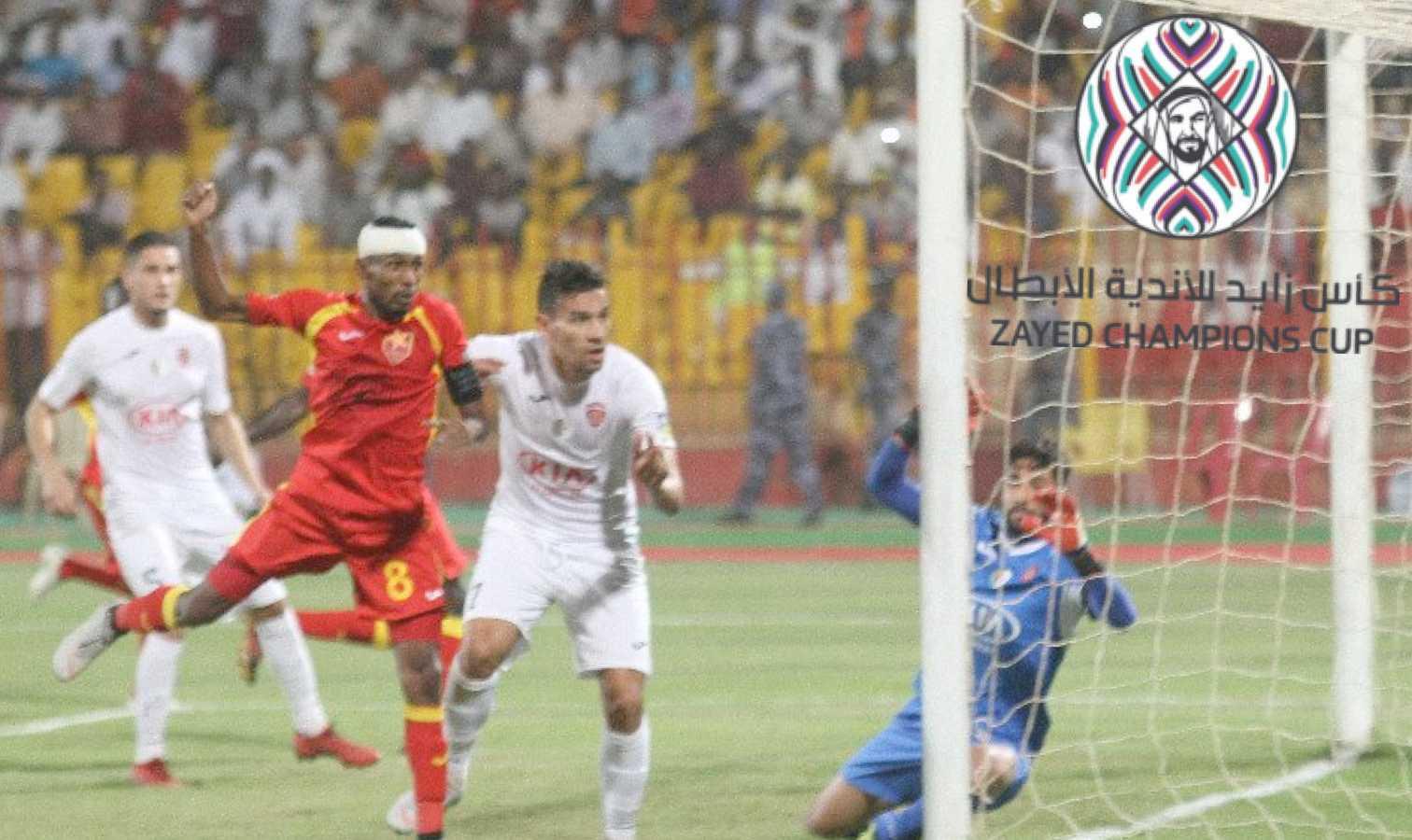 usma zayed arab cup merreikh