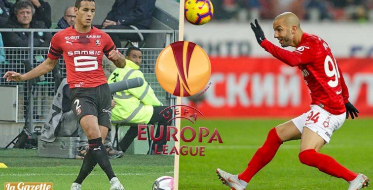 Europa League : 9 Fennecs qualifiés aux 16èmes de finale