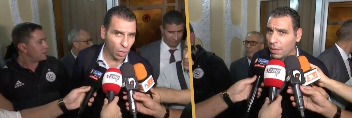 Zetchi : «Les joueurs sont prêt pour affronter le Togo»