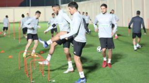 EN A': Bounejdah, Belaili et Bourdim intèrent le groupe, Benhammouda en renfort
