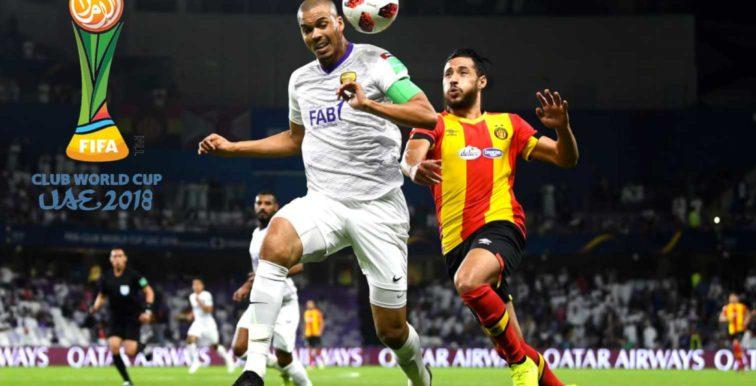 WC : l'ES Tunis prend une raclée face à Al Ain (3-0) !