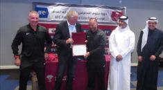 Asie : Belmadi décroche le AFC Pro