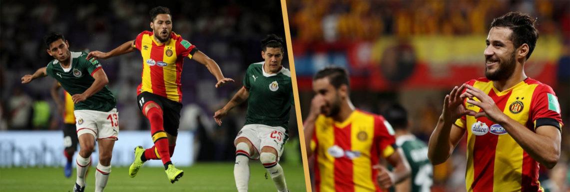 CDM : But de Youcef Belaili face à Chivas