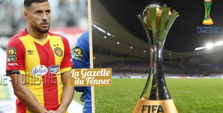 Mondial des clubs 2018 : Belaïli avec les 23 de l'ES Tunis