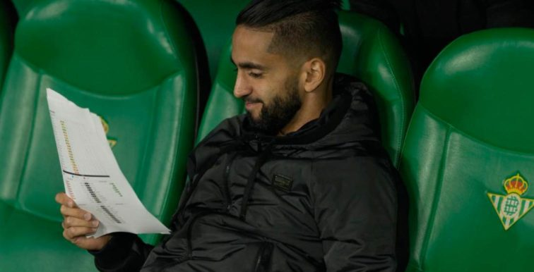 OGC Nice : Boudebouz a discuté avec Vieira