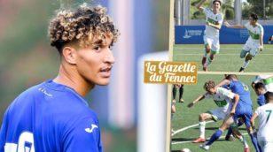 """Idir Boutrif : """"Jouer pour l'Algérie est un choix logique pour moi !"""""""