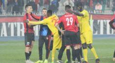 Coupe arabe des clubs : l'USM Alger éliminée aux 1/8èmes de finale