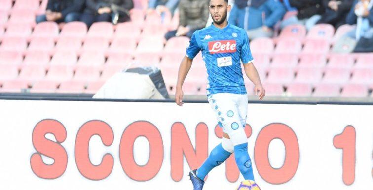 Naples : Ghoulam tient 90 minutes et signe 2 passes D pour son retour !
