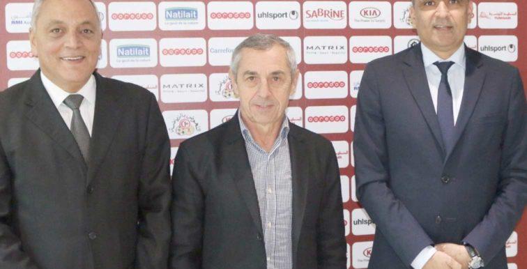 Tunisie : Alain Giresse nouveau sélectionneur