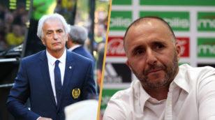 """Halilhodzic : """"Il faut laisser Belmadi travailler dans la discrétion et le calme"""""""