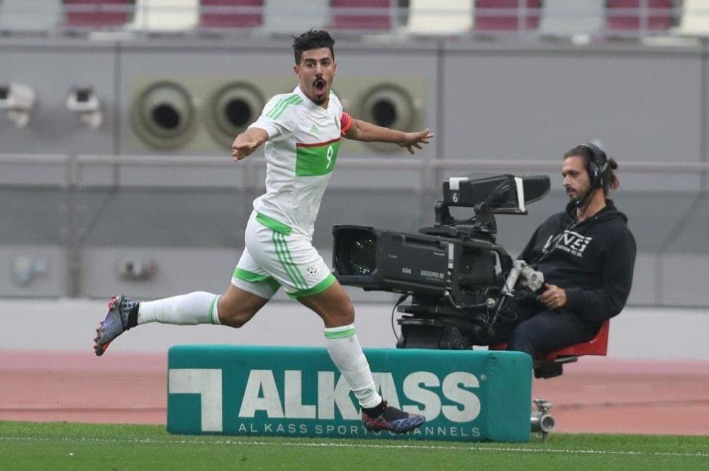 ?Qatar – Algérie A' (0-1) : la belle victoire de Bounedjah & Co à Doha !