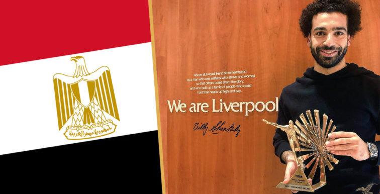 Prix BBC 2018 : Salah sacré pour la deuxième année de suite