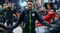 LDC : Mahrez sur une bonne dynamique face à Schalke