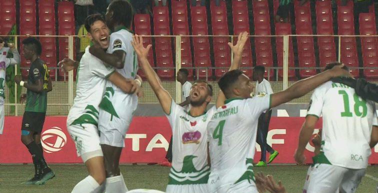 Coupe de la CAF : Le Raja de Casablanca sacré !
