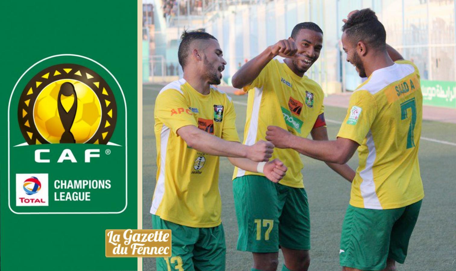 Qualification historique de la JS Saoura en phase de poules — LDC CAF