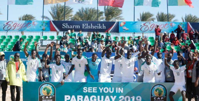 CAN 2018 de Beach soccer : le Sénégal conserve son titre