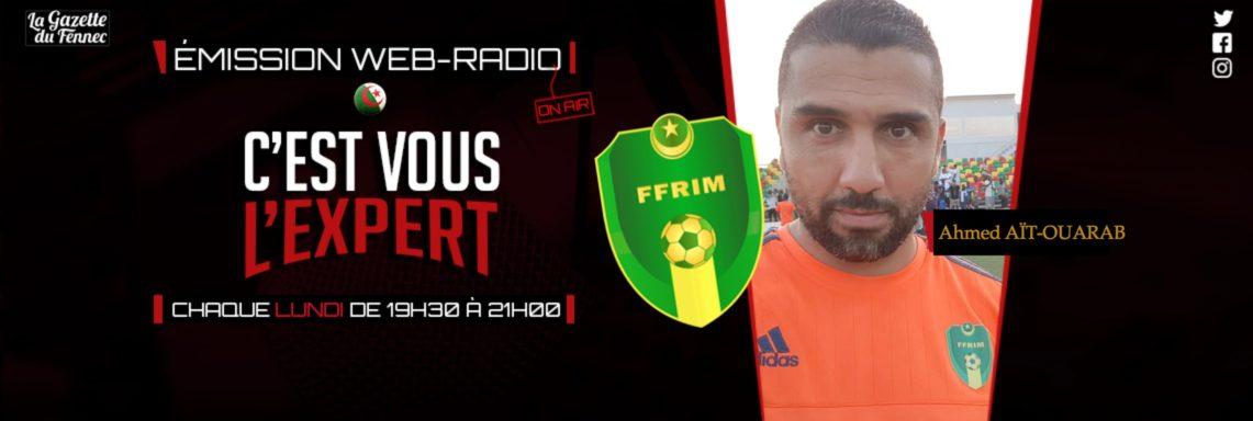« C'est vous l'Expert » : Ahmed Ait-Ouarab et la Mauritanie à l'honneur