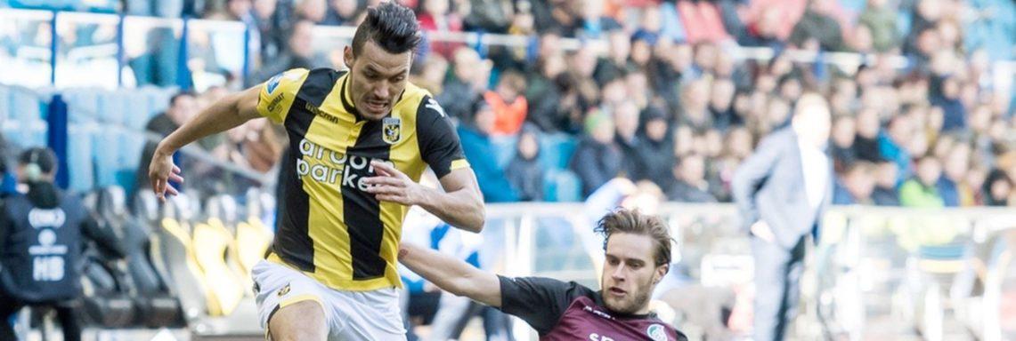 Vitesse Arnhem : Darfalou touché au genou