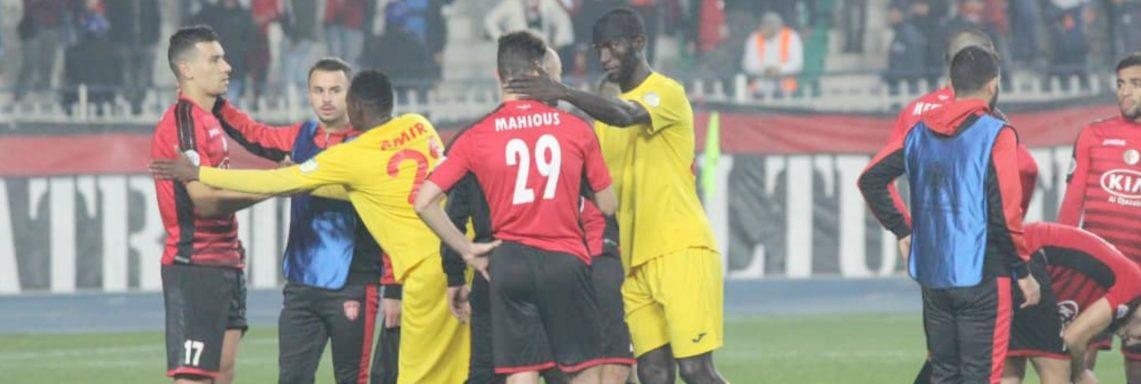 Coupe arabe : l'USM Alger rate l'exploit de peu