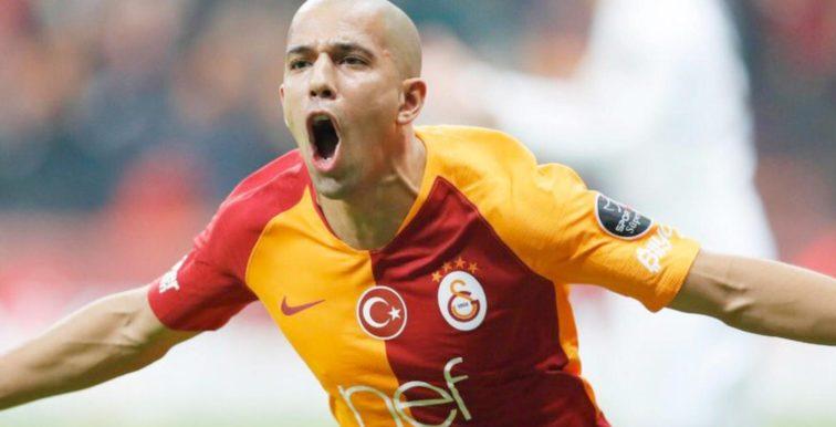 Feghouli débloque son compteur face à Sivasspor