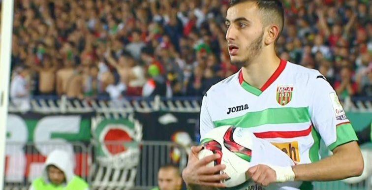 MC Alger : Toufik Zeghdane proche d'un retour
