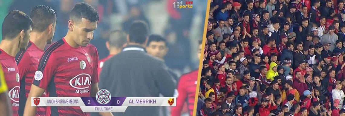 USMA – Al Marreikh : Une victoire au goût d'une défaite (2-0)
