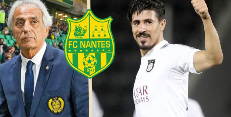 FC Nantes : Halilhodzic pense à Bounedjah