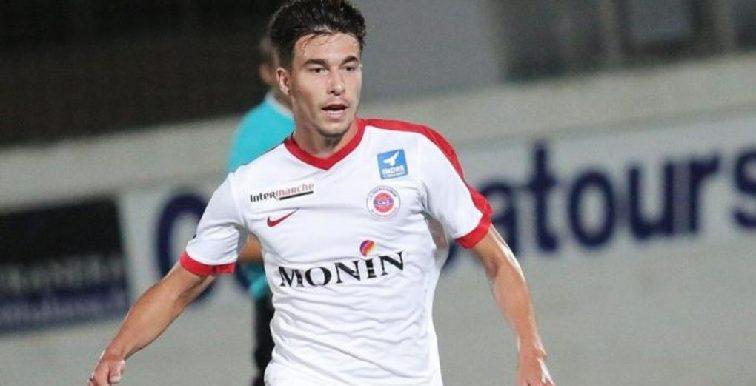 Guingamp : Mehdi Merghem signe jusqu'en 2022 !