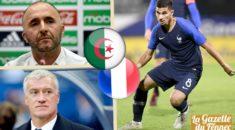 Algérie/France : Aouar n'a pas rencontré Belmadi !