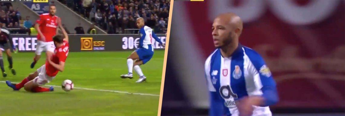 FC Porto : Yacine Brahimi buteur face à Benfica