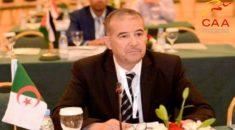 Confédération africaine d'athlétisme : Dib élu président de la Zone nord