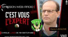 «C'est vous l'Expert »: le CS Constantine à l'honneur avec Denis Lavagne à l'antenne