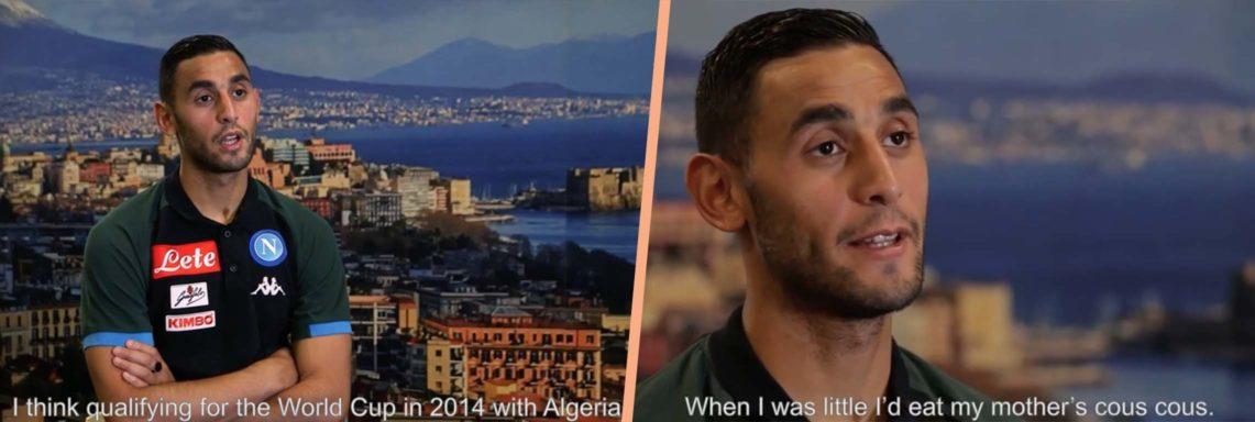 Naples-Algérie : 5 minutes avec Faouzi Ghoulam