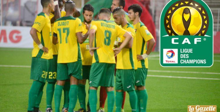 LDC CAF : JS Saoura – AS Vita Club (1-0), les Algériens se relancent