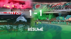 L1/18e J: MC Alger 1 – 1 CR Belouizdad