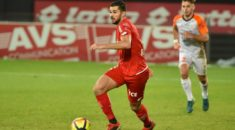Dijon FCO : Mehdi Abeid absent 5 semaines