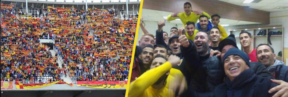 Coupe de la CAF : le NAHD renverse Ahly Benghazi (3-1)
