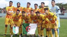 CAF – 16èmes «bis» aller : le NAHD s'incline 1-0 face au Ahly Benghazi
