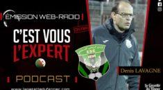 « C'est vous l'Expert » : Denis Lavagne à l'antenne !