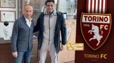 Mercato : le Torino annonce la signature de Belkheir !
