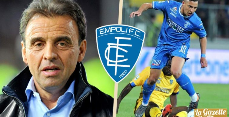 """Corsi (Pdt Empoli) : """"Bennacer est le meilleur regista du Calcio"""""""